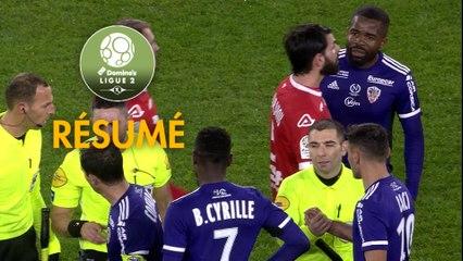 Valenciennes FC - AC Ajaccio (0-0)  - Résumé - (VAFC-ACA) / 2019-20