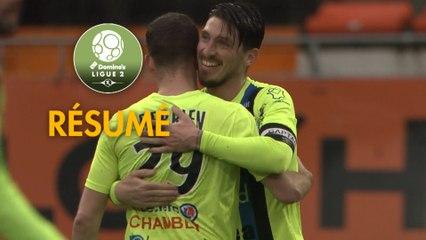 FC Lorient - FC Chambly (1-2)  - Résumé - (FCL-FCCO) / 2019-20