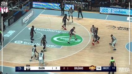 Lamonte Ulmer Points in Dijon vs. Orleans