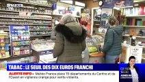 Tabac: le seuil des 10 euros franchi - 01/03