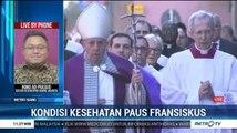 Berita Paus Fransiskus Terkena Corona Hoaks!