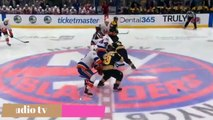 NHL Highlights  Bruins vs Islanders – Feb. 29, 2020 by S Z studio tv Zdeno Chara fights Evander Kane