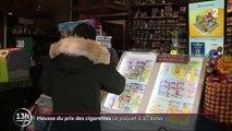 Tabac : le prix du paquet passe la barre symbolique des 10 €