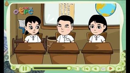 สื่อการเรียนการสอน สนุกกับเกมส์ท้ายบท ป.3 คณิตศาสตร์