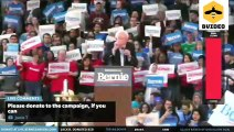 Senator Bernie Sanders Rally in Springfield, Virginia