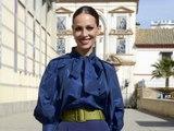 Eva Gonález en la entrega de las Medallas de Andalucía celebrada en el Teatro de la Maestranza de Sevilla