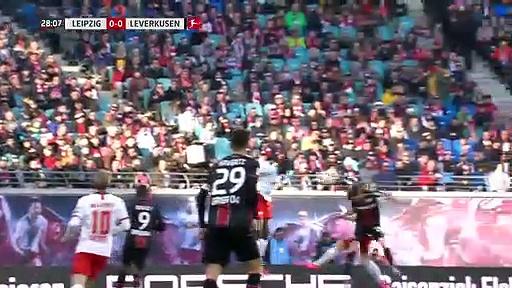 RB Leipzig - Bayer Leverkusen (1-1) - Maç Özeti - Bundesliga 2019/20