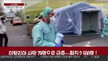 이탈리아 사망 79명으로 급증…확진자 2천500명 넘어