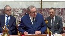 Retraites: l'Assemblée rejette la motion de censure de gauche, adoptant du même coup la réforme