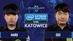 SC2 -  Maru vs. sOs - IEM Katowice 2020 - Quarterfinals