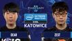 SC2 - Dear vs. Zest - IEM Katowice 2020 - Quarterfinals