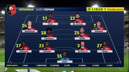 Le résumé vidéo de TFC/Rennes, 27ème journée de Ligue 1 Conforama