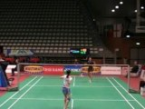 UBER CUP 2008 Fra-Aut SD1(4)