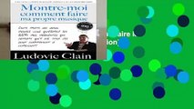 Popular Montre-Moi Comment Faire Ma Propre Musique (French Edition) - Ludovic Clain