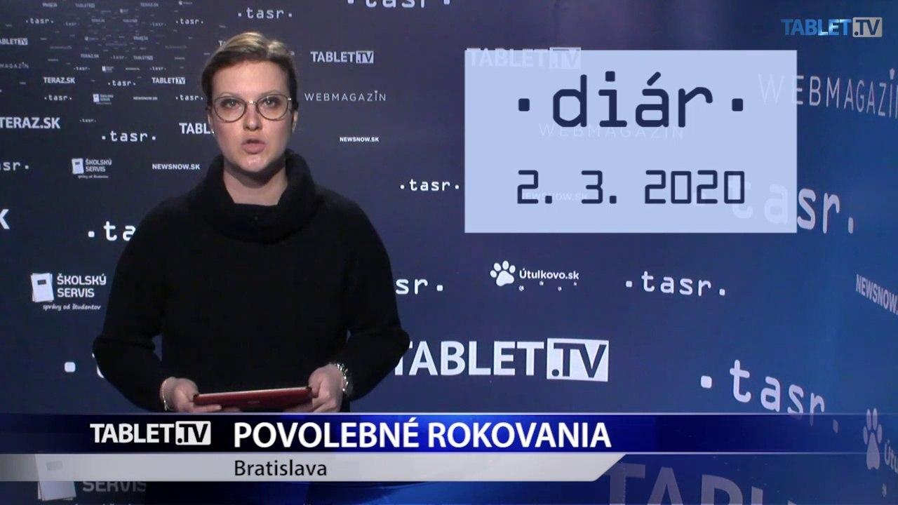 DIÁR: Začínajú sa povolebné rokovania, prezidentka by mala prijať I. Matoviča