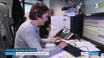 Virus : De nombreux services de santé sont débordés avec la propagation de l'épidémie partout en France