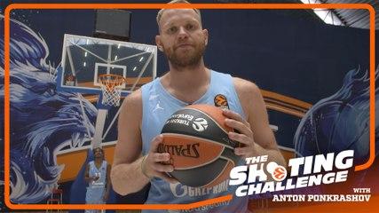 Shooting Challenge: Anton Ponkrashov, Zenit St Petersburg