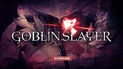 Goblin Slayer : le tome 8 se dévoile en vidéo