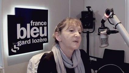 Béatrice Vanuxem - CHU de Nîmes