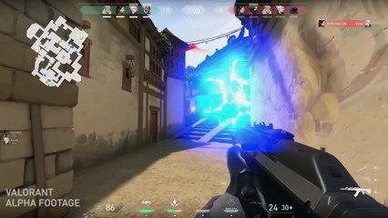 Valorant : gameplay pour le FPS tactique de Riot Games