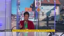 """Coronavirus, article 49.3, Adèle Haenel aux César... Le """"8h30 franceinfo"""" de Sibeth Ndiaye"""