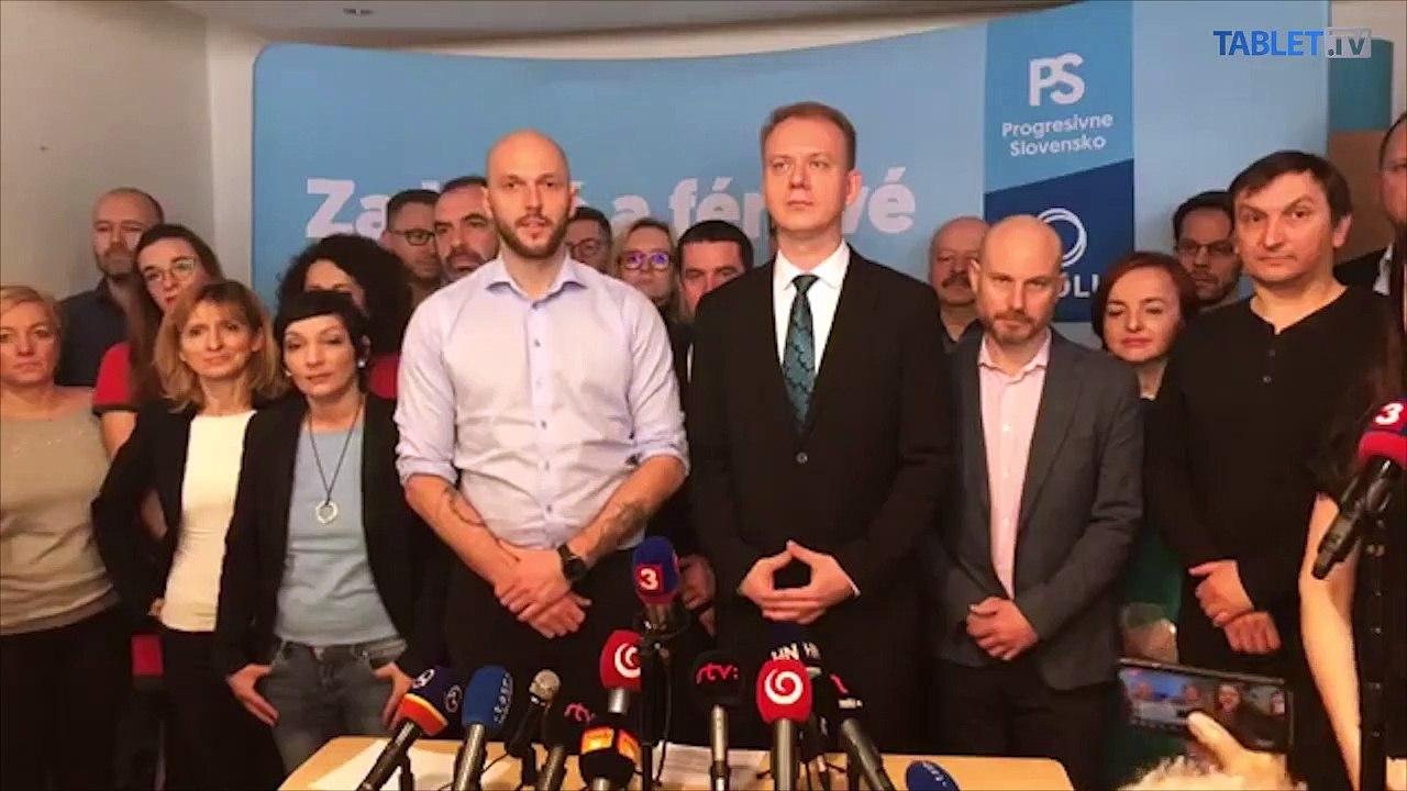 ZÁZNAM: TK koalície PS-Spolu