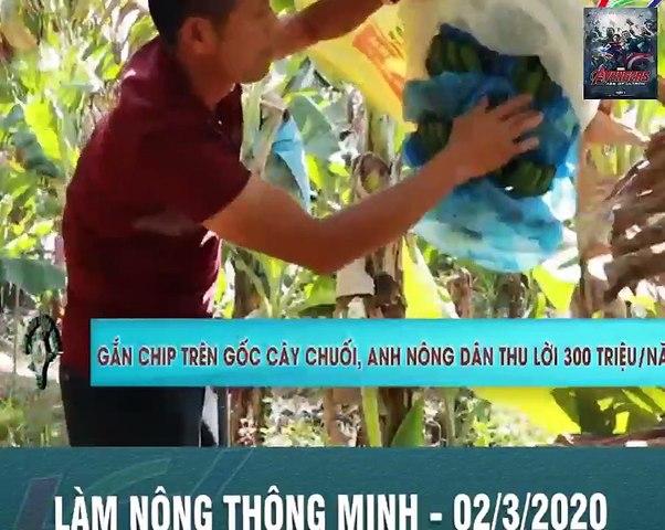 Những lối thênh thang cho nông sản | LÀM NÔNG THÔNG MINH - 02 3 2020 Đường...