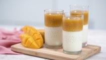 Mango Sago Gelatin Recipe | Yummy PH