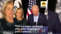 Joe Biden Wins South Carolina Primary