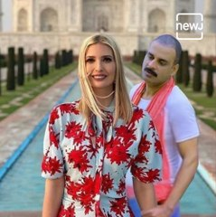 Ivanka Trump's Reply To Her Photoshopped Images With Indians Will Leave You In Stunted!