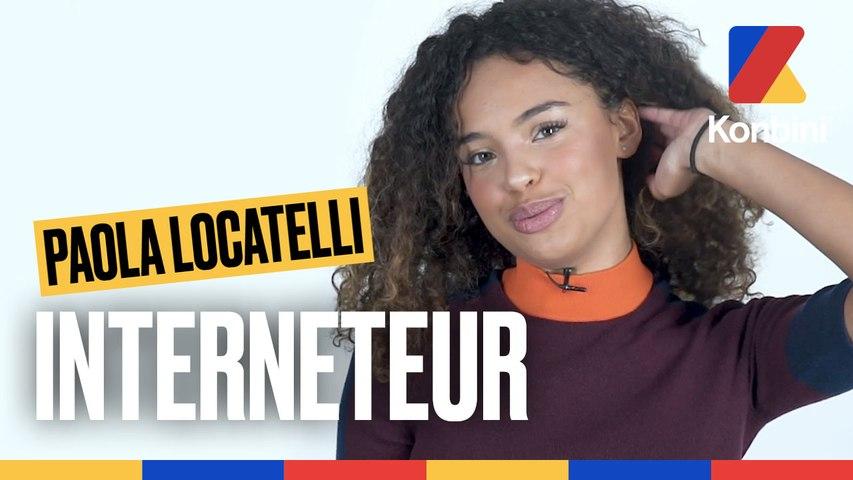 Paola Locatelli l Interneteur