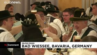 Whip it! A cracking tradition comes alive at Bavarian contest