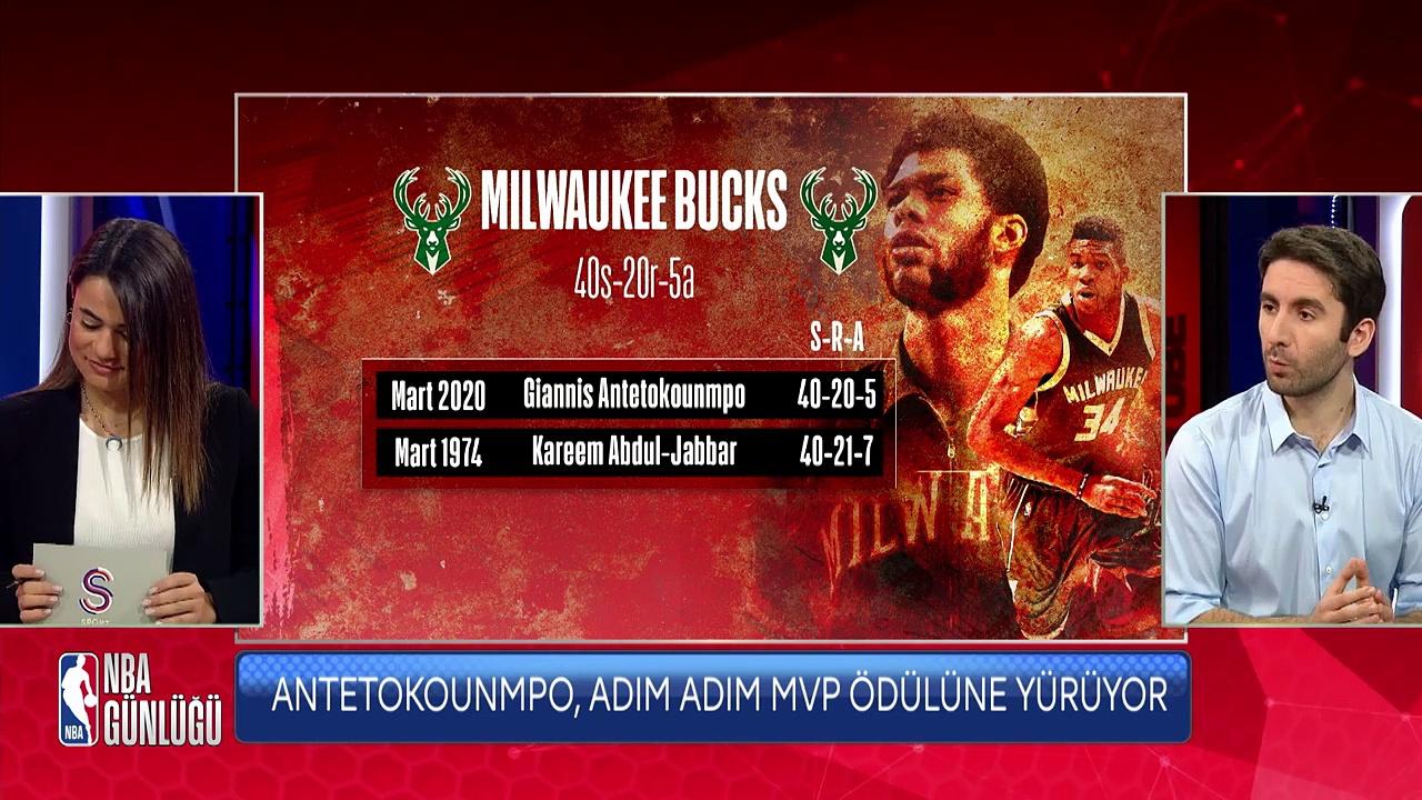 NBA Günlüğü | 2.03.2020