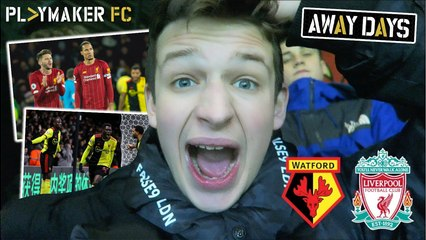 Away Days | Watford 3-0 Liverpool: The moment Liverpool's unbeaten run came to an end