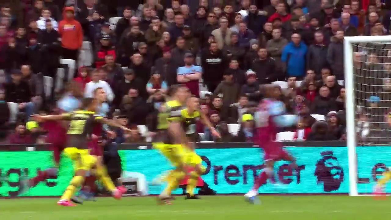 West Ham United  - Southampton (3-1) - Maç Özeti - Premier League 2019/20