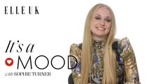 Sophie Turner Plays 'It's A Mood'