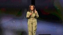 Oprah Winfrey se remet doucement de sa chute sur scène