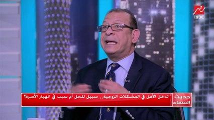 ياسمين عز: كبيرة أوي لما يقولي أكل مامته أحلى من أكلي.. أشرف عبدالعزيز المحامي بالنقض: إنتي كدة راسمة على طلاق