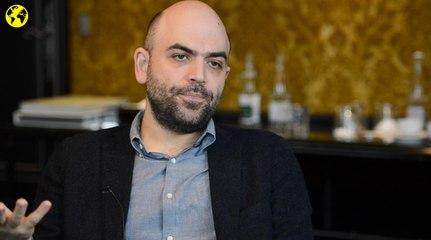 'Ndrangheta, Camorra, Cosa Nostra... Rencontre avec Roberto Saviano, spécialiste des mafias