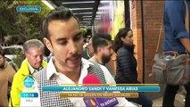Alejandro Sandí explica por qué se han distanciado él y Vanessa Arias.   Venga La Alegría