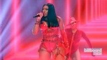 Megan Thee Stallion Talks Record Label Drama on Social Media | Billboard News