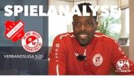 Die Spielanalyse | SKV Rot-Weiß Darmstadt - SG Rot-Weiss Frankfurt (Verbandsliga)