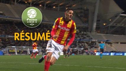 Paris FC - RC Lens (0-2)  - Résumé - (PFC-RCL) / 2019-20