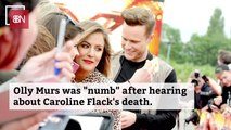 Olly Murs Reflects On Caroline Flack's Death