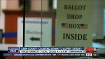 Kern County counting down to Super Tuesday