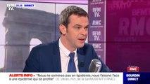 Coronavirus: Olivier Véran rassure sur son état de santé