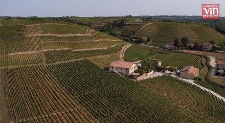 La Cave de Tain produit des vins sur cinq terroirs prestigieux de la vallée du Rhône nord