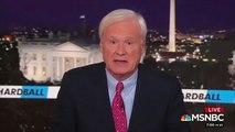 Political Talk Show Host Chris Matthews Quits MSNBC