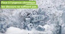 Paris : la dernière campagne publicitaire de Greenpeace ne sera pas diffusée dans le métro