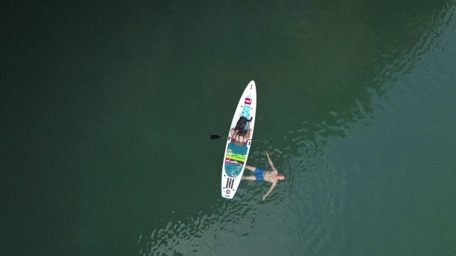 Deep Water -  Trailer 4K